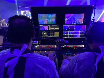 Live em parceria com a R1 Audiovisual