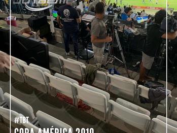 #TBT Copa América 2019