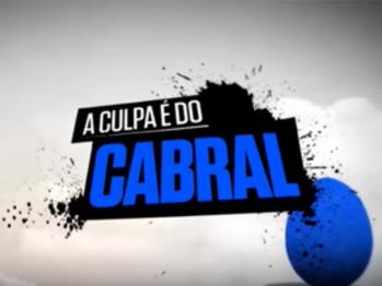 A Culpa é do Cabral também tem captação Jotaeme