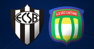 Jotaeme na Copa Paulista 2019 - São Caetano e São Bernardo