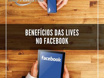 Benefícios das Lives no Facebook