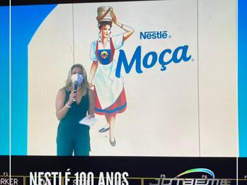 Nestlé 100 anos