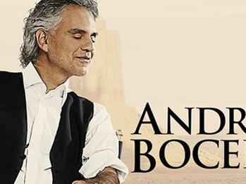 Andrea Bocelli - Turnê 2016