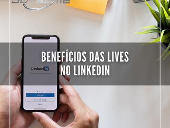 Live no LinkedIn