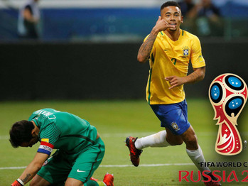 Brasil x Chile - Eliminatórias da Copa do Mundo FIFA de 2018