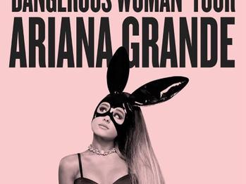 Ariana Grande 2017 – Dangerous Woman Tour