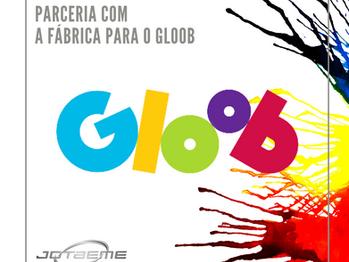 Jotaeme em parceria com a Fábrica para o Gloob