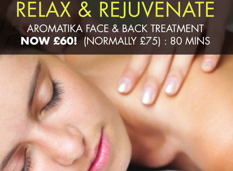 Mother's Day Beauty Treatment Special Offers in Totnes