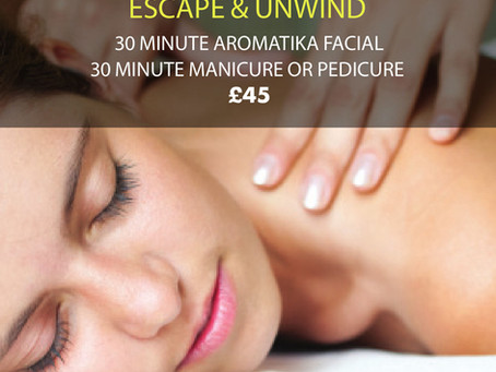 March Beauty Special Offers in Totnes