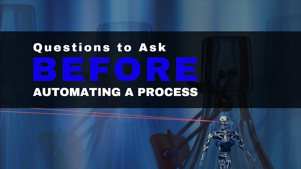 Elevate Coaching & Consulting | #Bottleneck #Automation #ElevateOutcomes #Robot #RapidImprovement