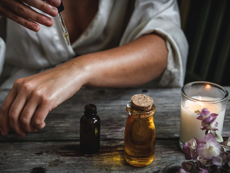 Using Essential Oil to Fight Depression