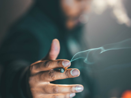 The Rise of Depression and the Cannabis Response