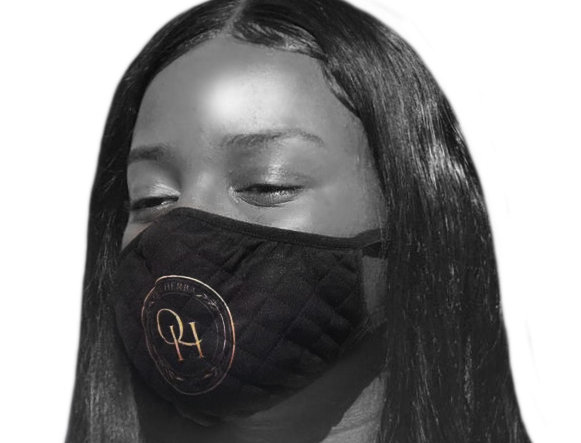 Que Herba Face Mask
