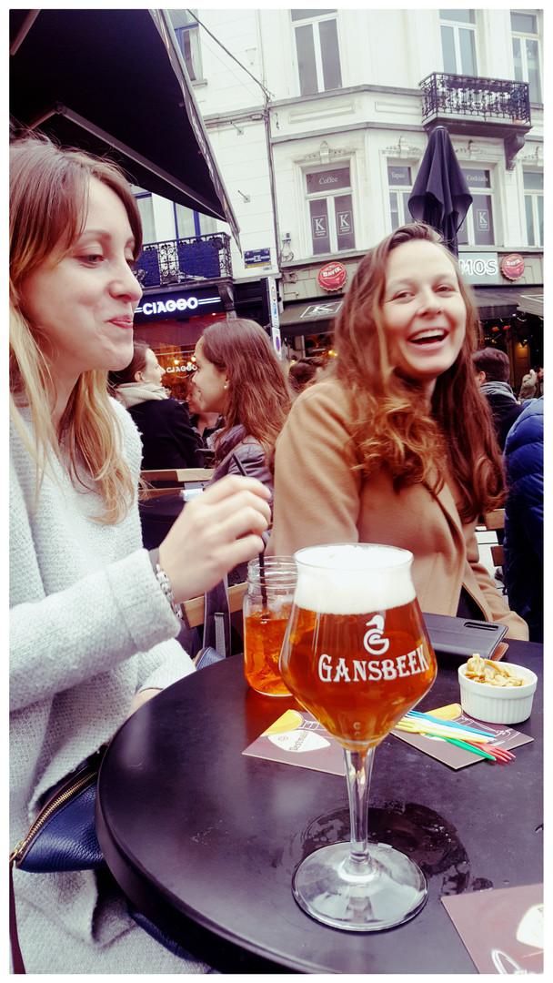 Gansbeek Blonde Place Jourdan