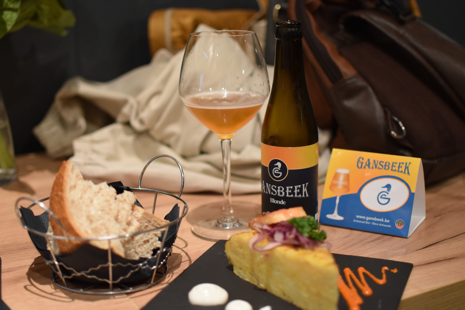 tortilla and gansbeek blonde