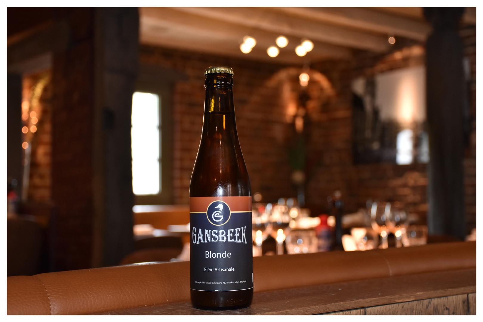 Gansbeek Blonde - Bière Artisanale
