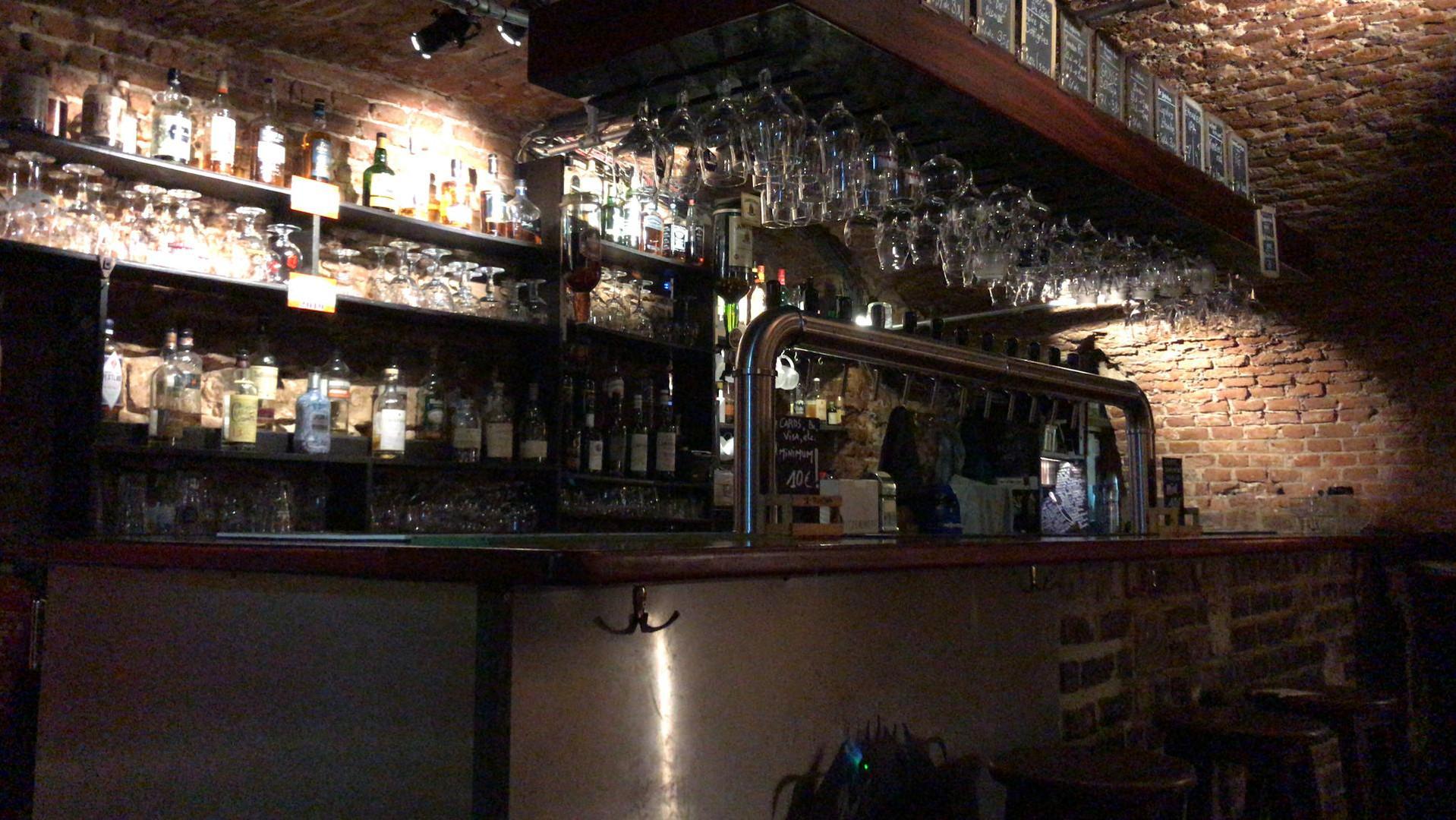 Gansbeek bière à la Porte Noire - Bruxelles