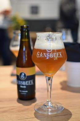 Gansbeek blonde launch event