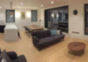 living room,carpenter,doors