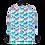 Thumbnail: Blue Horses Backpack