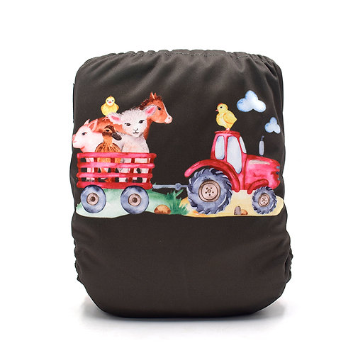 Round 17 Farm Cart