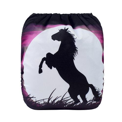 Round 14 Moonlit Mustang