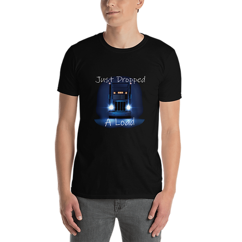 Dropped a Load Short-Sleeve T-Shirt