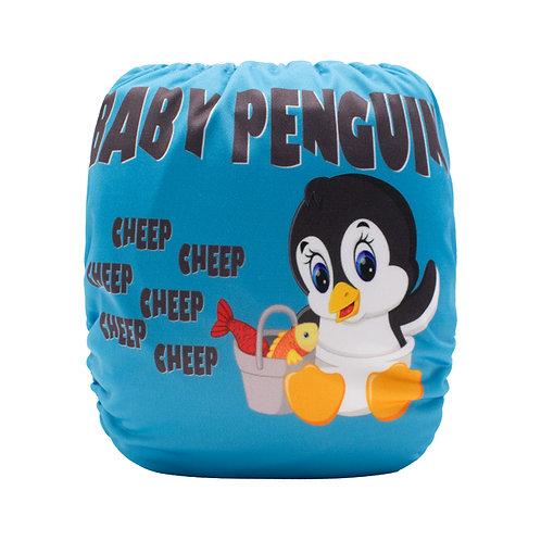 Round 15 Baby Penguin