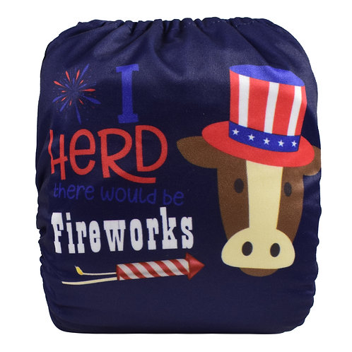 Round 14 I Herd.... Fireworks