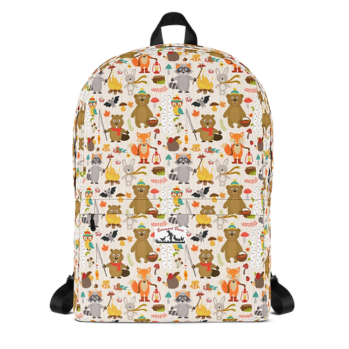 Woodland Camp Backpack