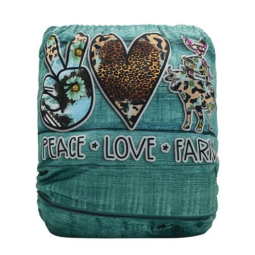 Round 16 Peace Love Farm