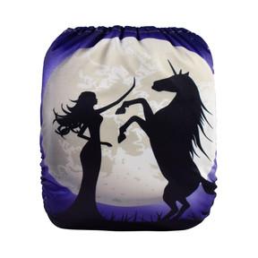 Moonlit Unicorn Back