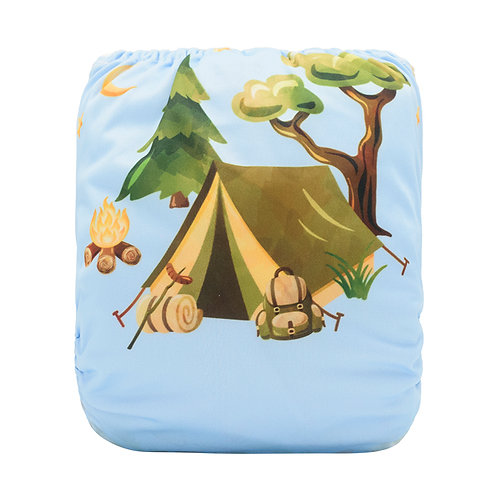 Round 16 Camping Trip