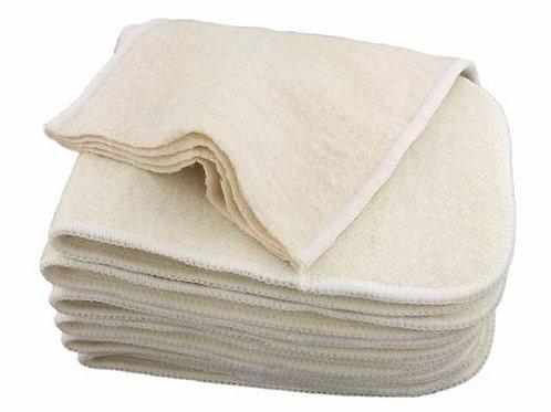 4 layer hemp/cotton insert