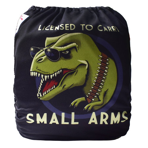 Round 14 Small Arms