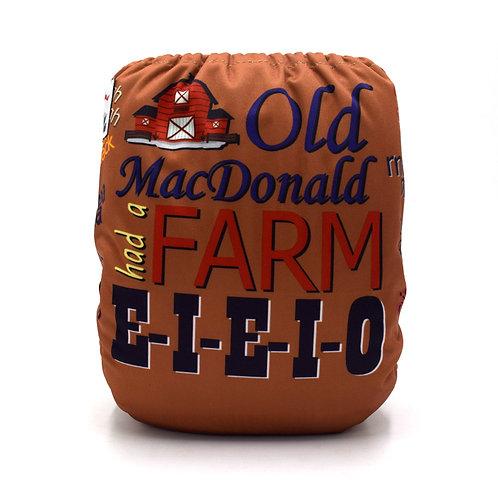 Round 17 Old MacDonald Rerun