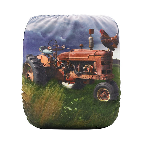 Round 11 Red Tractor