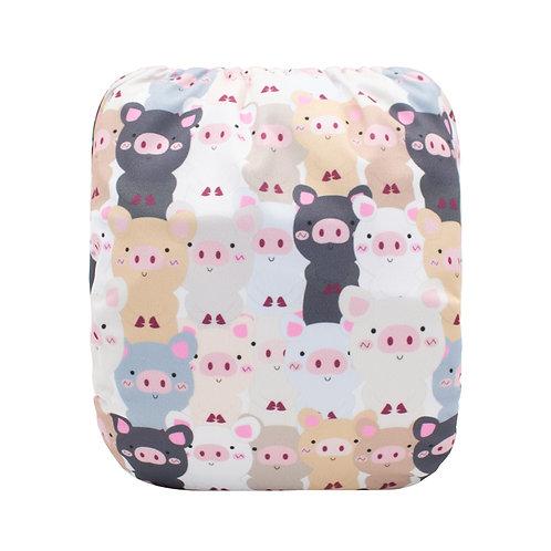 Round 15 Pigs Pigs Pigs