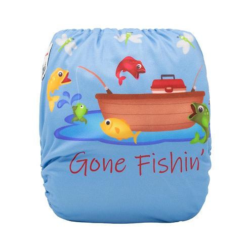 Round 13 Gone Fishin'