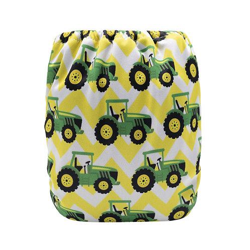 Newborn AIO Chevron Tractors