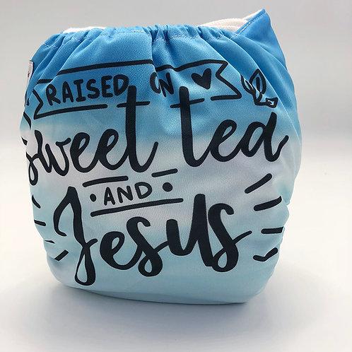 Round 10 Sweet Tea and Jesus