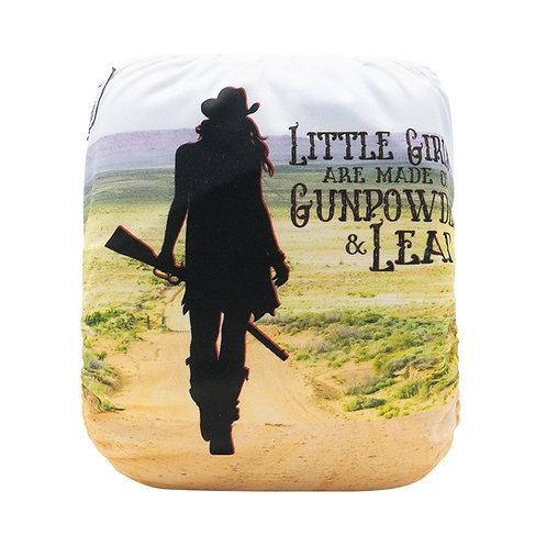 Round 15 Gunpowder and Lead