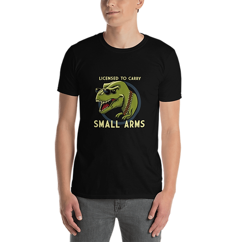 Small Arms Short-Sleeve Unisex T-Shirt