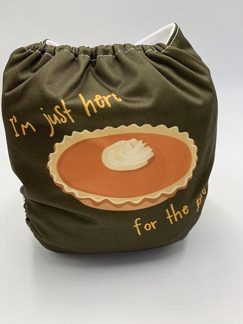 Round 12 Pumpkin Pie Declaration