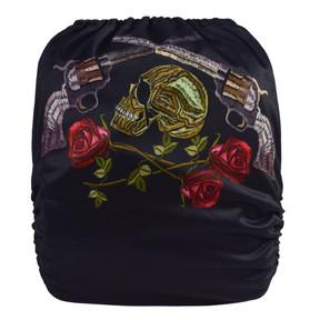 Guns N Roses Stitches Back