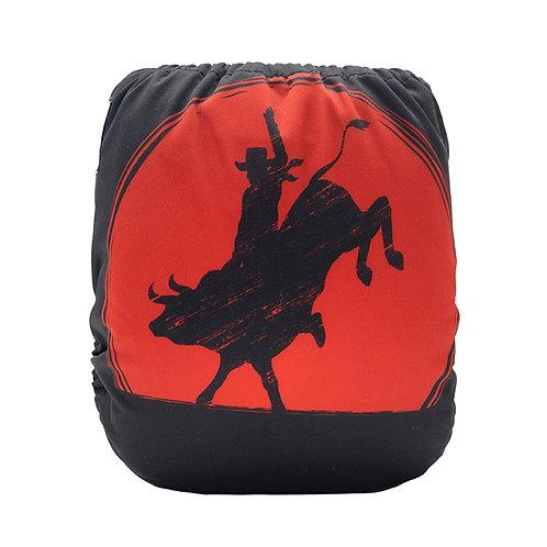 Round 7 Bull Rider