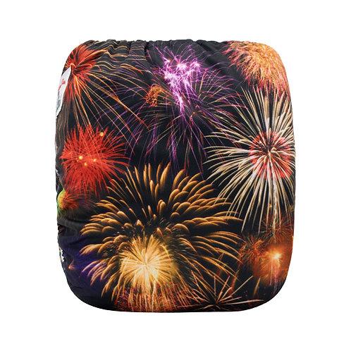 Round 9 Fireworks