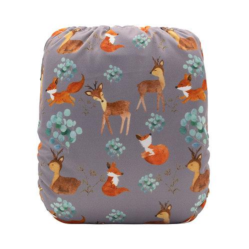 Round 15 Fox and Deer Toss
