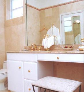 Mikvah Sarasota Prep Room