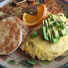 Nun Omelette